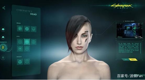 """赛博朋克2077包含""""强烈的色情内容""""女性角色裸露画面可关闭 成人内容未打码"""
