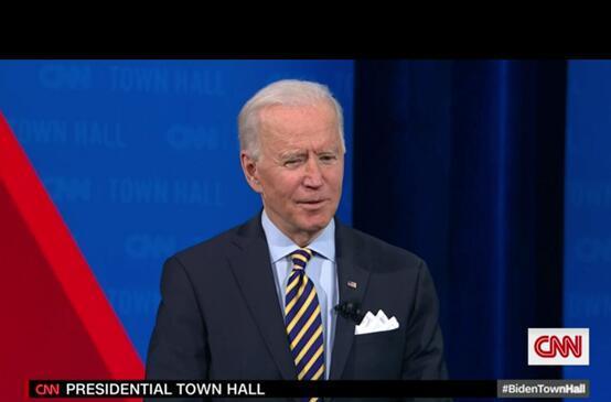 """拜登:已与所有美国前总统通过话 """"但有一个例外"""""""