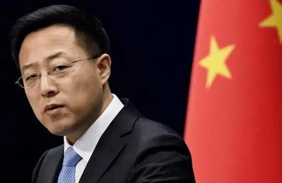 晚报|中国人首次进入自己的空间站 赵立坚六问美国