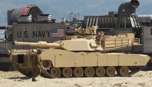 """美军新战略瞄准""""大国竞争"""""""