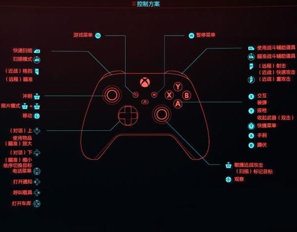 赛博朋克2077怎么玩?新手手柄操作及PC键鼠操作设置教程方法攻略介绍