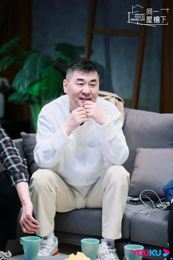 《同一屋檐下》孙世睿高能追爱吴嘉雯 陈建斌点评