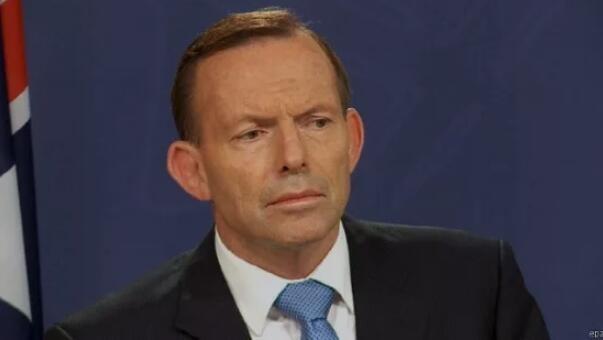 """澳前总理:我给台湾的信息是""""准备好战斗""""!"""