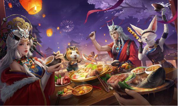妄想山海新春家宴获取方式一览