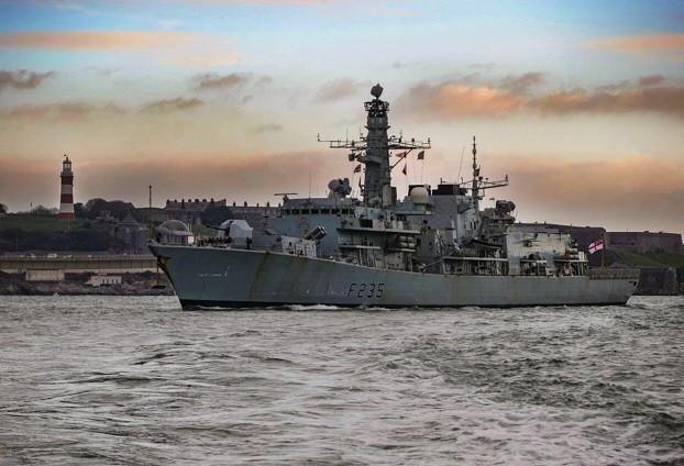 为拥有航母 英国皇家海军悄悄退役一艘主力护卫舰