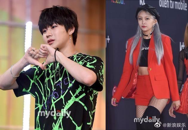 Marco承认与李慧彬恋情 韩国娱乐圈再曝CP