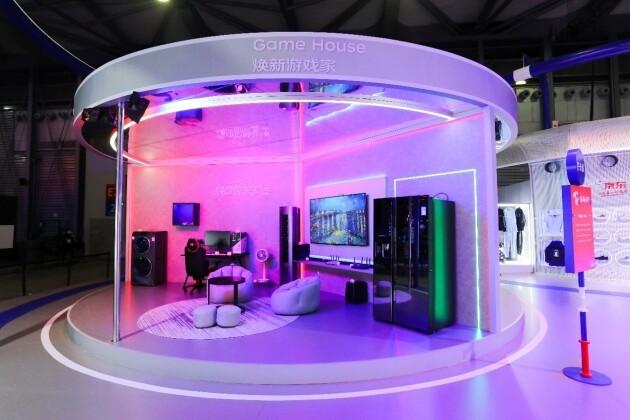 京东携合作伙伴亮相CJ 深耕数字娱乐产业千亿市场
