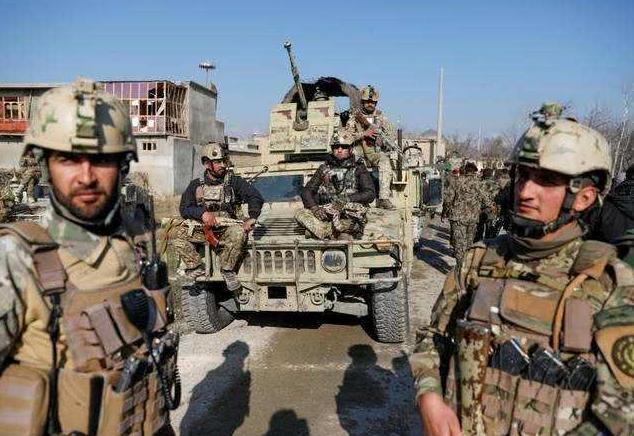 阿富汗总统顾问:准备反攻!