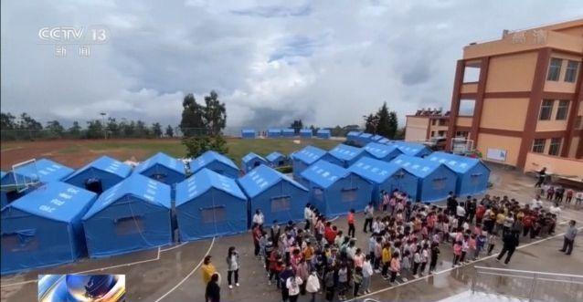 云南楚雄双柏5.1级地震 安龙堡乡转移安置1010人