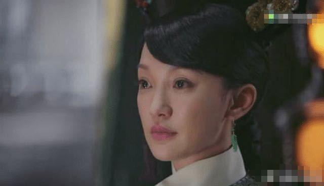 章子怡《上阳赋》播出 演15岁少女遭吐槽:像盲人