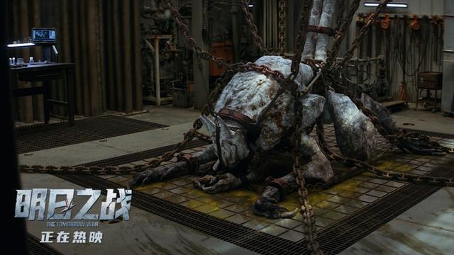 《明日之战》热映中 决战怪兽热血不止 沉浸又解压