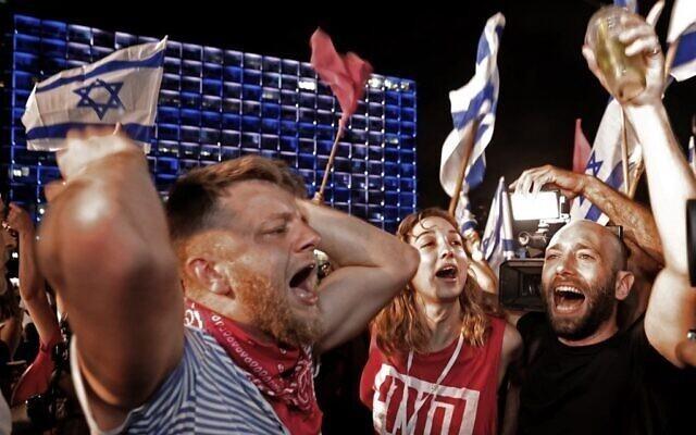"""以色列政坛变天 内塔尼亚胡要搞""""特朗普现象"""""""