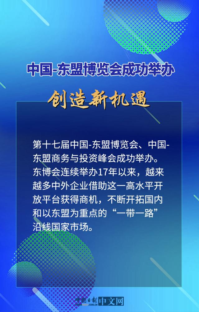 图说:中国-东盟合作开启新征程