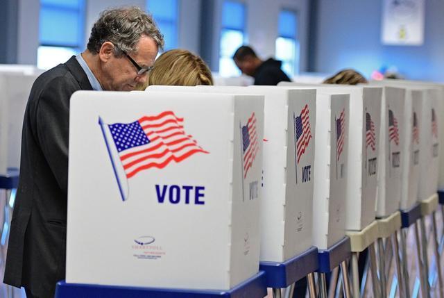 美国50个州确认大选结果 拜登大胜将赢得306张选举人票