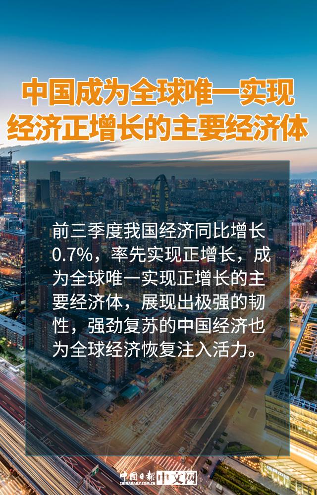 图说:2020,中国取得的这些成绩来之不易!