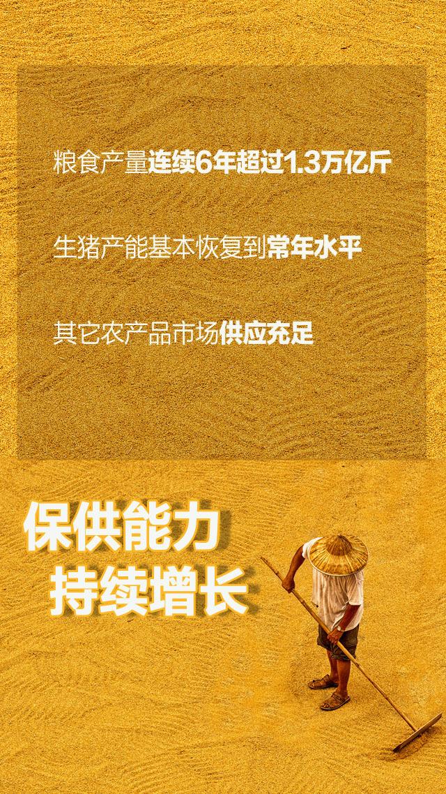 【海报】乡村振兴开局良好 城乡协调发展进行时