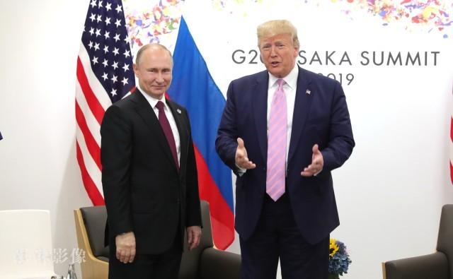 """特朗普:美国逼中俄""""联手""""是最糟糕的事"""