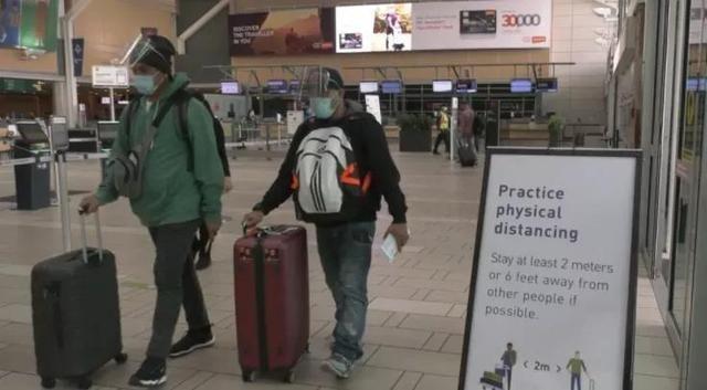 埃及赴华多航班暂停执飞 2架次航班查出108人阳性