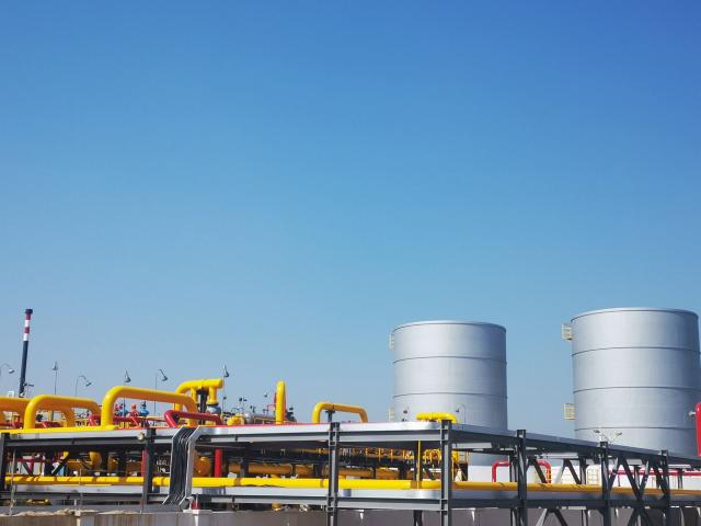 山东首座天然气储气库投运,东营500万户家庭用气不愁