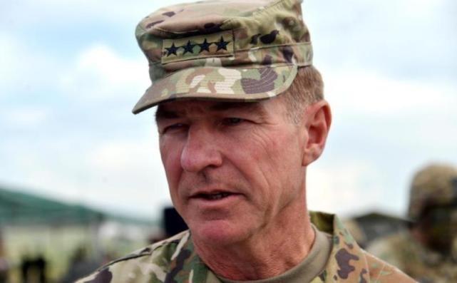"""美国高级将领:欧洲仍是美国陆军的""""优先战区"""""""