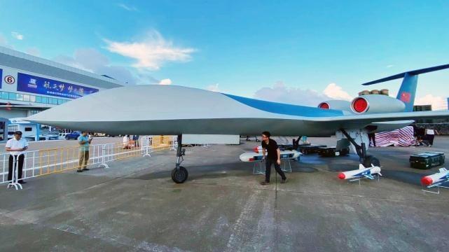 中国新无人机亮相 美媒:不先进 但对解放军很重要