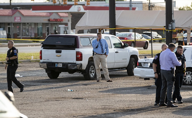 美国印第安纳州发生枪击事件 致1死1伤