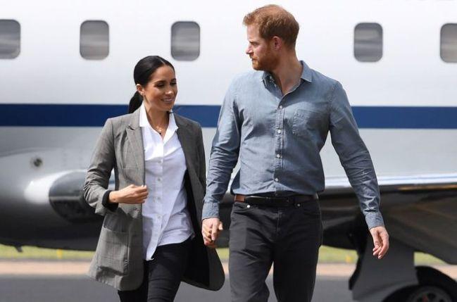 外媒曝梅根二胎产女 名字向女王和戴妃致敬