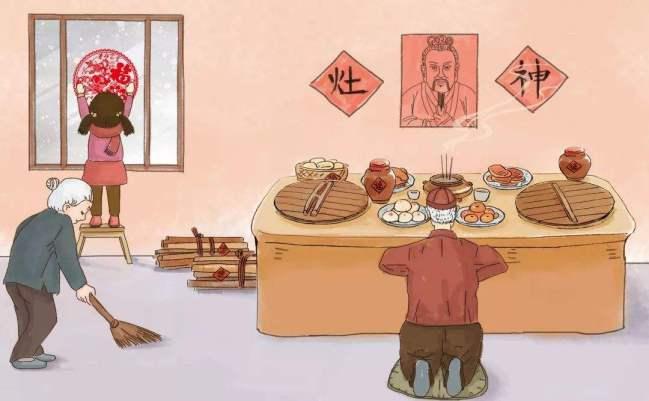 河南人过年有什么风俗:二十八,蒸枣花;二十九,去打酒