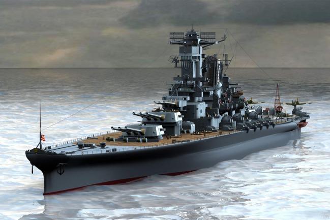 世界上最大吨位的战列舰,为何被戏称为大和饭店?