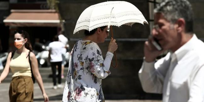 希腊超40℃高温天气还将持续一周