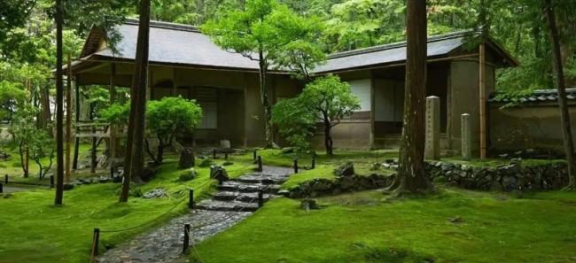 日本西芳寺
