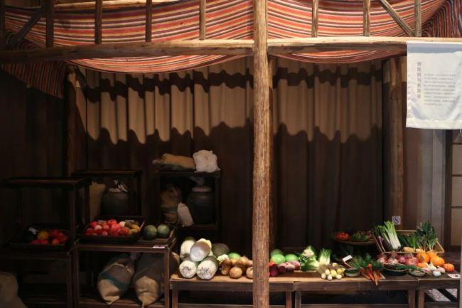 汉唐时的丝路集市有什么?