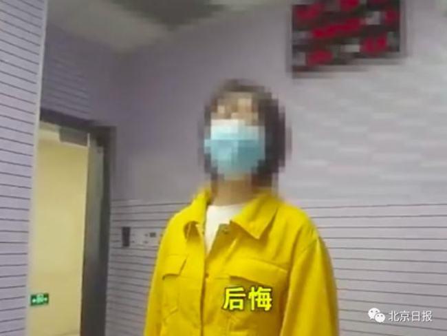 北京一女子车堵幼儿园门口,公然辱警被拘