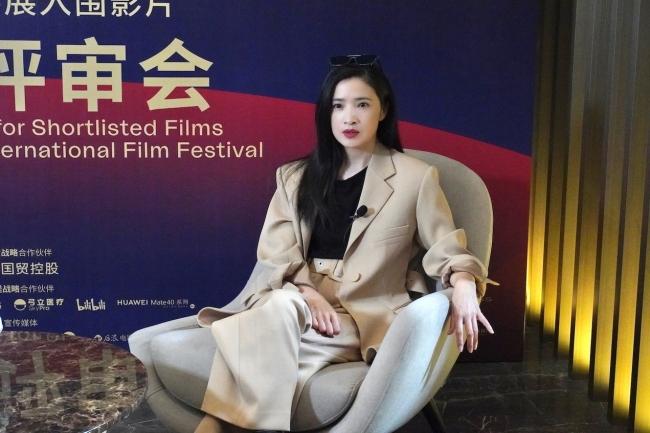 龚蓓苾担任金鸡国际影展专家评审独到眼光为佳作发声