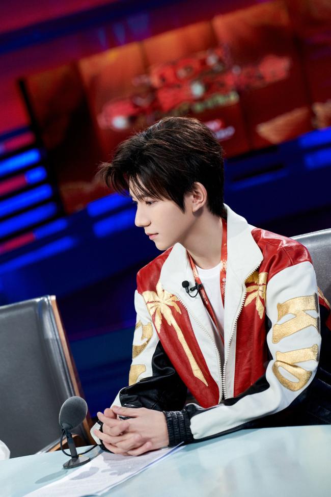 王源北京台春晚代言人正式官宣 发布会玩转互动趣味十足