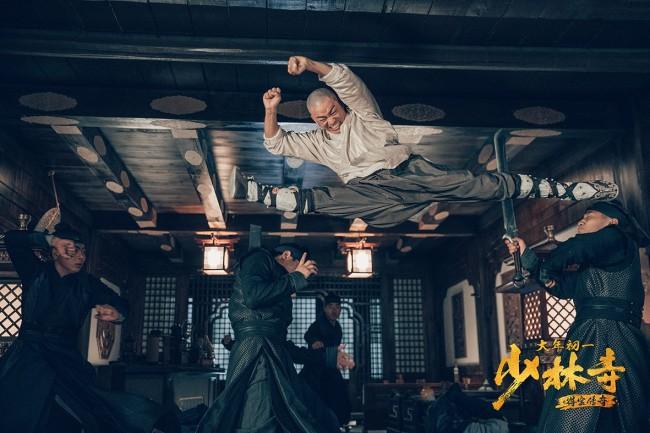 《少林寺之得宝传奇》预售开启 大年初一全家得宝武动新春
