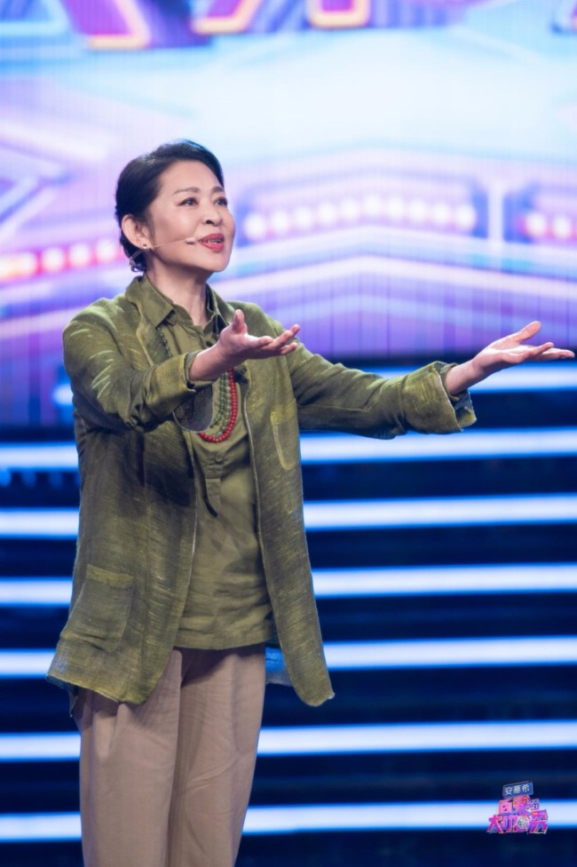 《百变大咖秀》四网收视蝉联第一 杨迪模仿GAI细节到位赢广泛认可