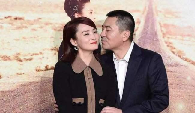 太浪漫!陈建斌写诗庆与蒋勤勤结婚15周年