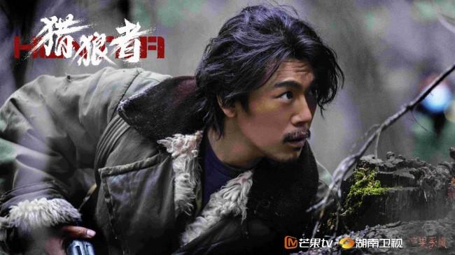《猎狼者》热播 秦昊尹昉并肩作战勇击悍匪