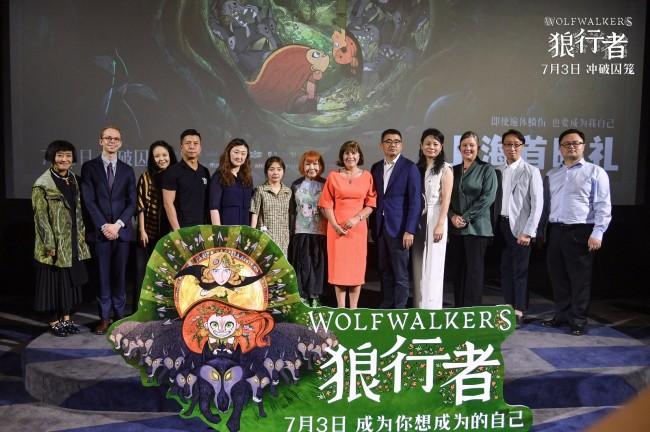 《狼行者》首映 获观众强烈推荐五年制作不负期待
