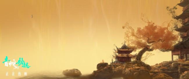 《白蛇2:青蛇劫起》黑风洞大战水彩中国风超震撼