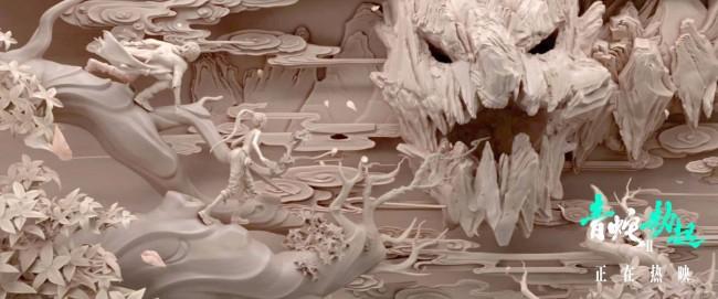 《白蛇2:青蛇劫起》特别视频 致敬雷峰塔内木雕
