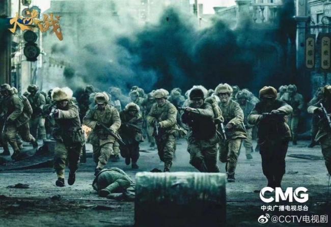 《大决战》动作导演孙文治:细节是人物刻画的灵魂