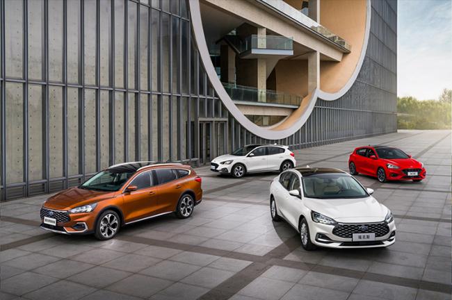 长安福特迎来开门红 SUV家族1月同比增长超过140%