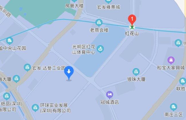 2021年深圳光明区迎新春书画摄影展交通指南