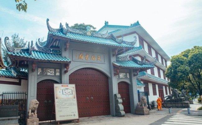 2021深圳天后博物馆自2021年2月27日(周六)起恢复预约开放