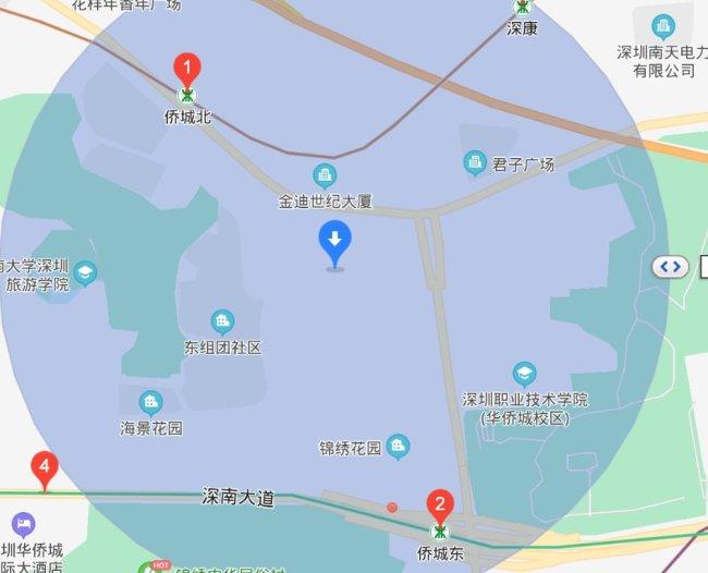 深圳飞地艺术空间场馆地址和交通指南