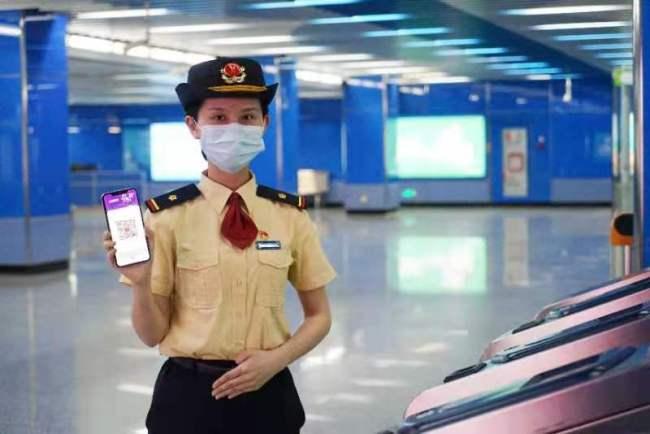 3月5日起广州上海地铁乘车码可互通 无需下载更多APP即可通行