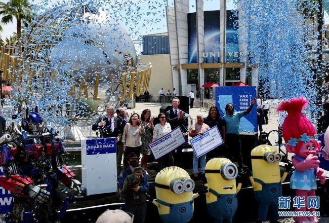 美国加州6月15日解除防疫等级限制相关规定 全面恢复开放经济活动