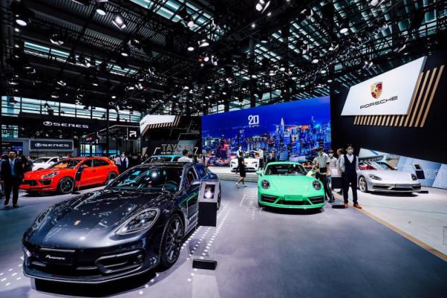 2021深圳国际车展,国庆与你相约